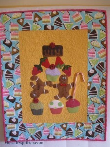The Salty Quilter - The New Food Pyramid
