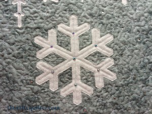 The Salty Quliter - A Song of Ice and Fire Quilt - Close Up