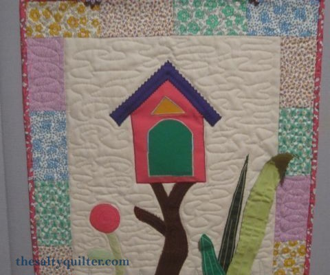 The Salty Quilter - Open House