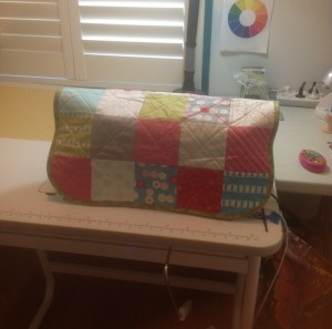 The Salty Quilter - Sew Stitchy Machine Cover