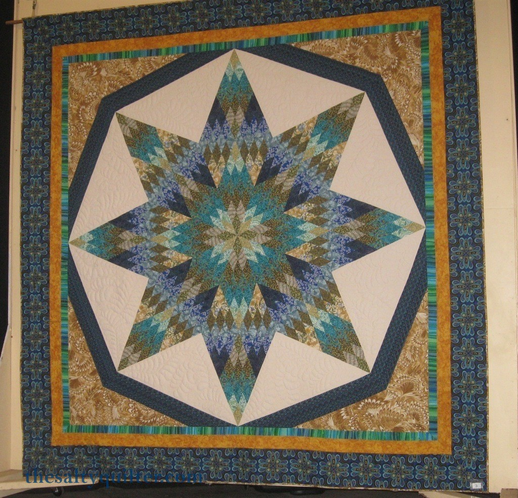 The Salty Quilter - Star of India - Braidwood