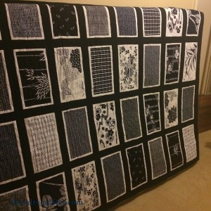 The Salty Quilter - Zen - Finished quilt