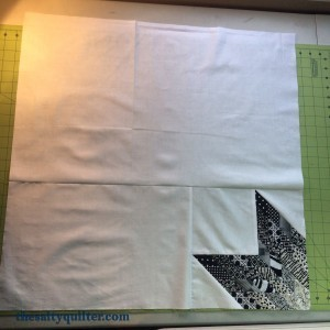 Broken Star Quilt Top