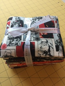 Star Wars fabric bundle
